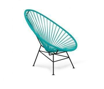 elevenpast Turquoise Replica Acapulco Kids Chair