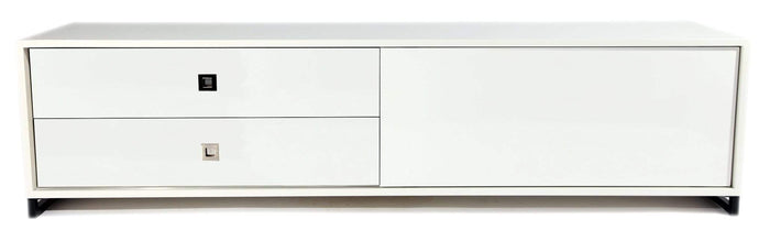 elevenpast TV consoles White Drawers Contemporary TV console