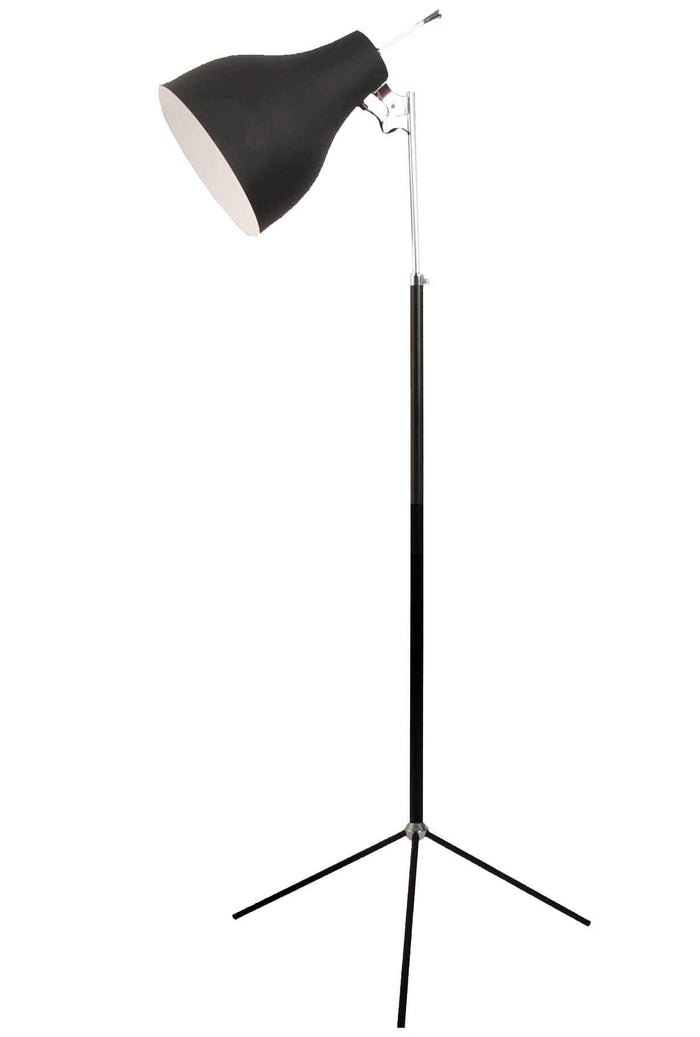 elevenpast Twig Floor Lamp Black