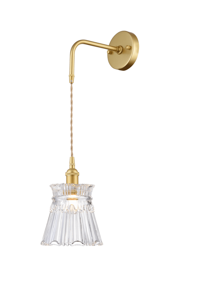 elevenpast Vintage Vicky Wall Light