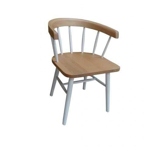 elevenpast White Bruce Dining Chair
