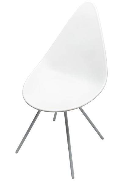 elevenpast White Leaf Chair