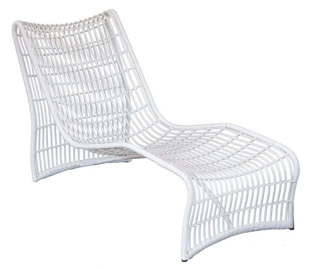 elevenpast White POOL LOUNGER