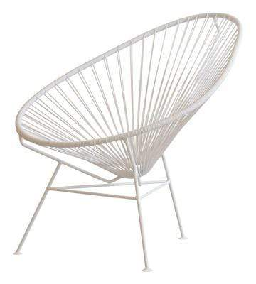 elevenpast White Replica Acapulco Kids Chair