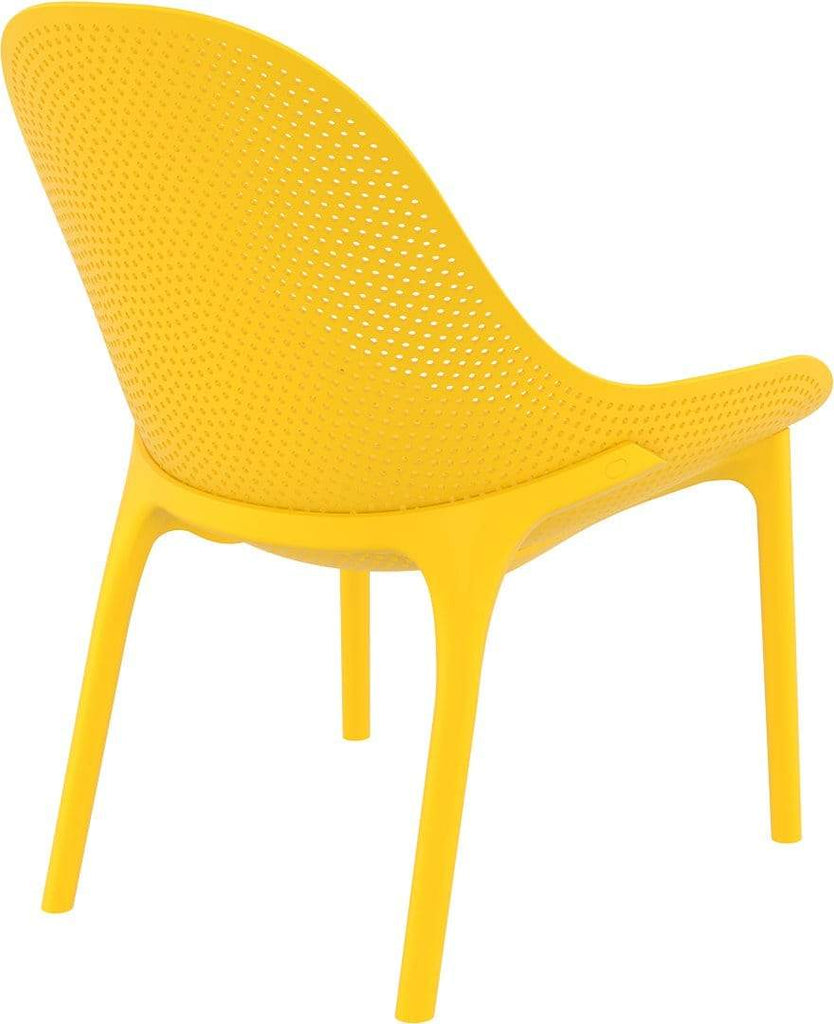elevenpast Yellow Sky Lounger