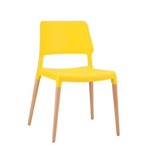 elevenpast Yellow Tod Cafe Chair