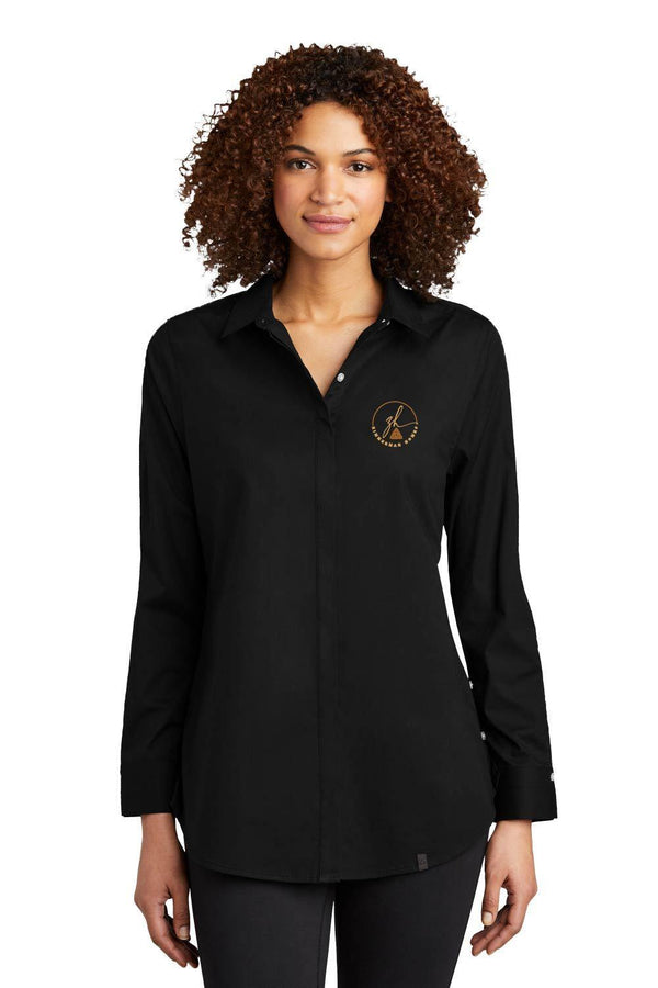 OGIO® Ladies Commuter Woven Shirt