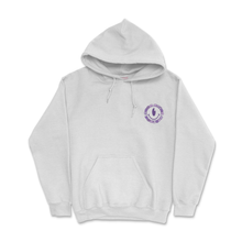 Load image into Gallery viewer, DFF 8 Y.O. HOODIE WHITE