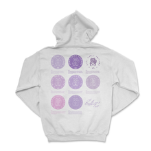 Load image into Gallery viewer, DFF HOODIE WHITE