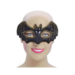 bat style eye mask - Party Props