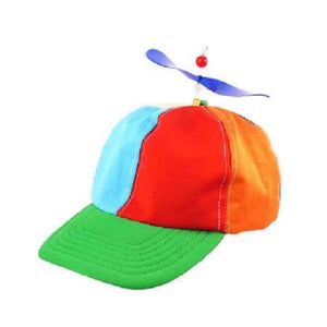 clown helicopter cap - Party Props
