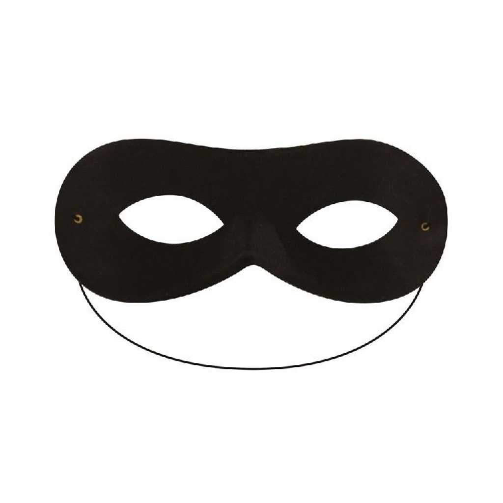 domino eye mask Party - Props