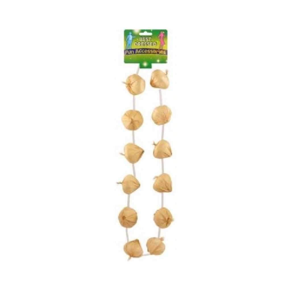 garlic cloves garland - Party Props