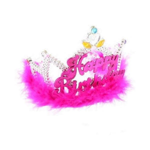happy birthday tiara - Party Props