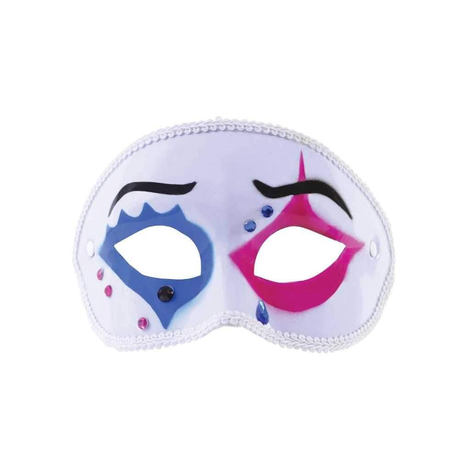 harley half eye mask - Party Props