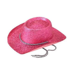 pink cowboy hat -Party Props