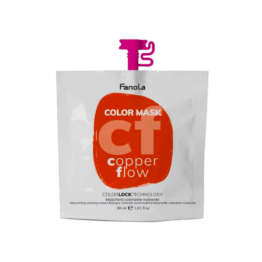 Maschera Colorata Copper Flow Fanola 30ml