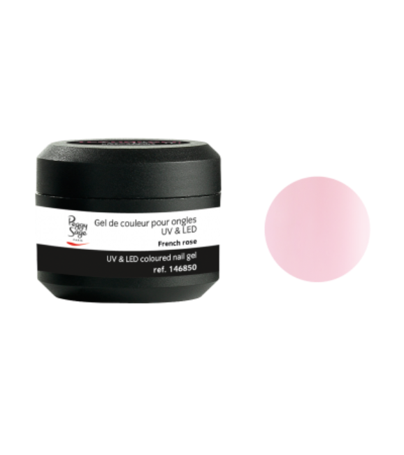 Gel Color Peggy Sage French French Rose