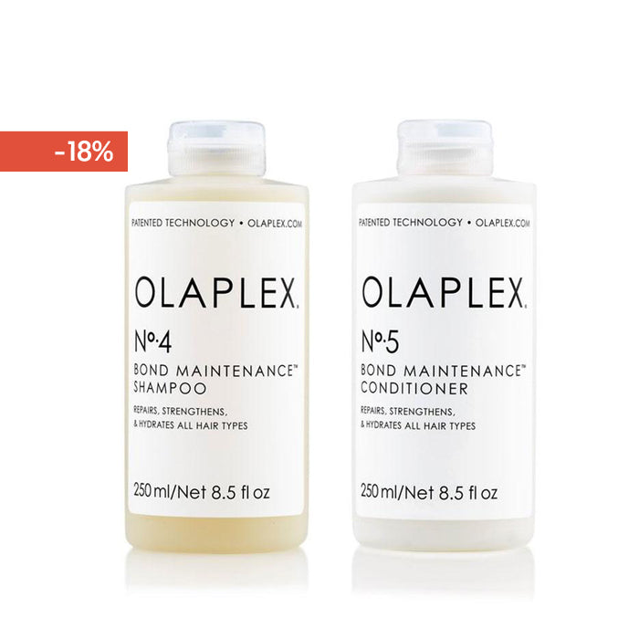 Olaplex Set Bond Maintenance N°4 + N°5