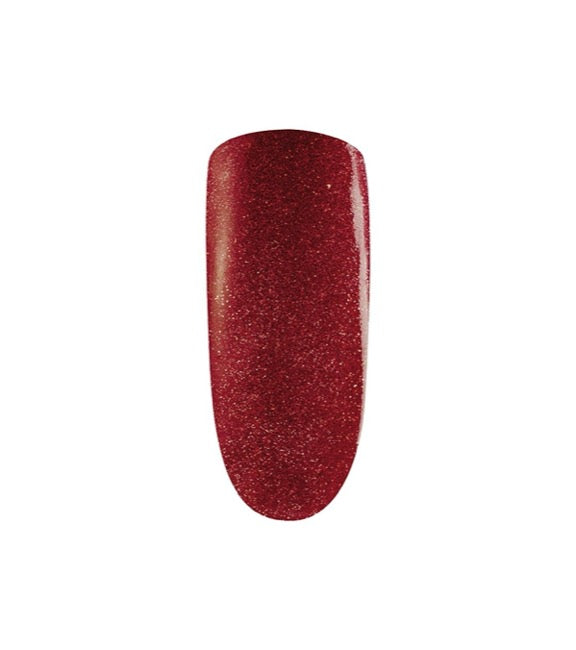 Gel Color Peggy Sage Scintillant Rouge