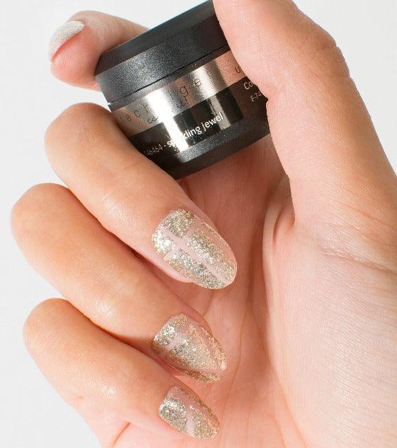 Gel Color Peggy Sage Sparkling Jewel