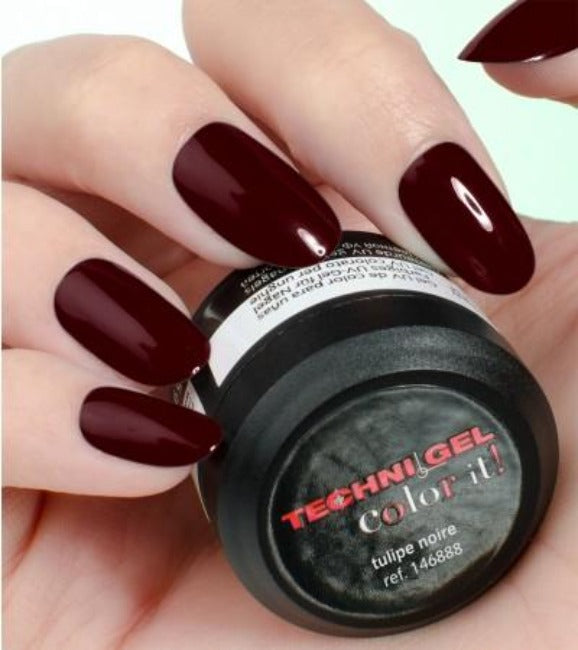 Gel Color Peggy Tulip Noir