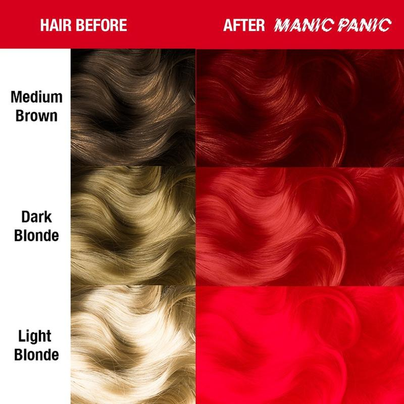 Manic Panic High Voltage Wildfire