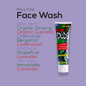 Zit Free Face Wash For Teens