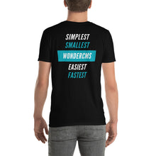 Load image into Gallery viewer, Unisex T-Shirt - Simplest, smallest, easiest, fastest