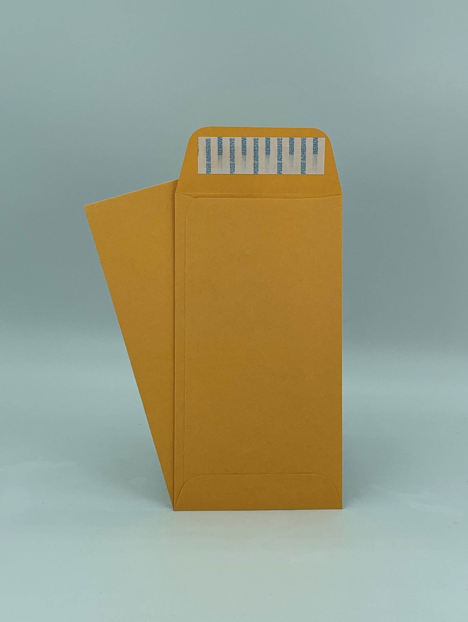 "Cashier Depot #7 Coin Envelopes, 3-1/2"" X 6-1/2"", Kraft, 24lb., Peel & Seal Flap, 500/Box"