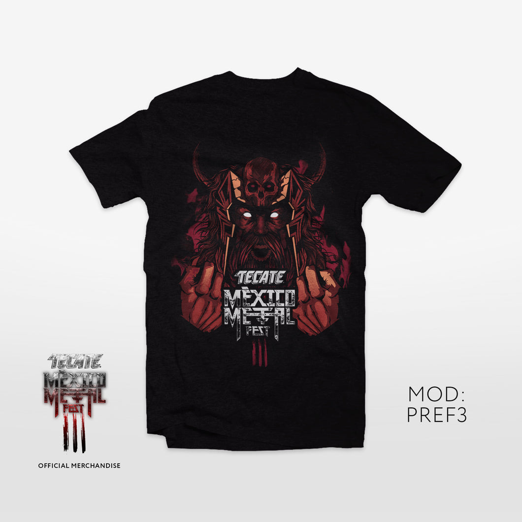 Playera - MxMF3 - Mod. Preferente