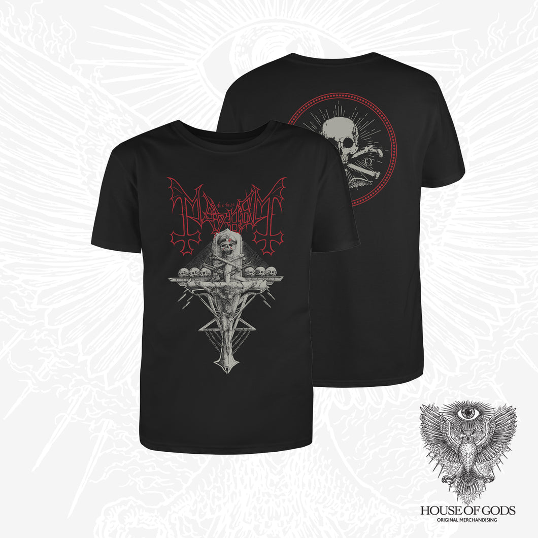 Playera MAYHEM – Mod. Demon Anthology