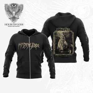 Hoodie MY DYING BRIDE – Mod. The Ghost of Orion