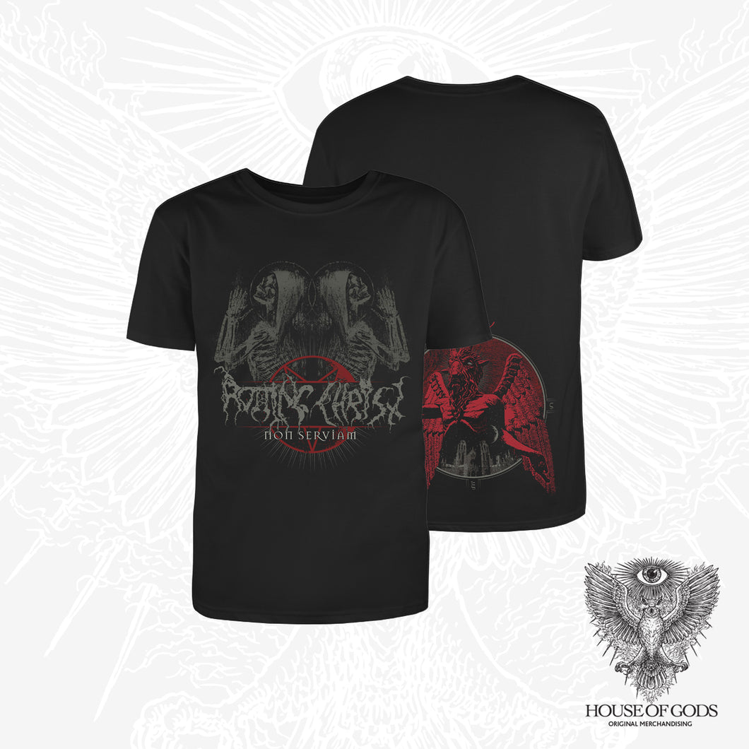 PREVENTA Playera Rotting Christ – Mod. Non serviam