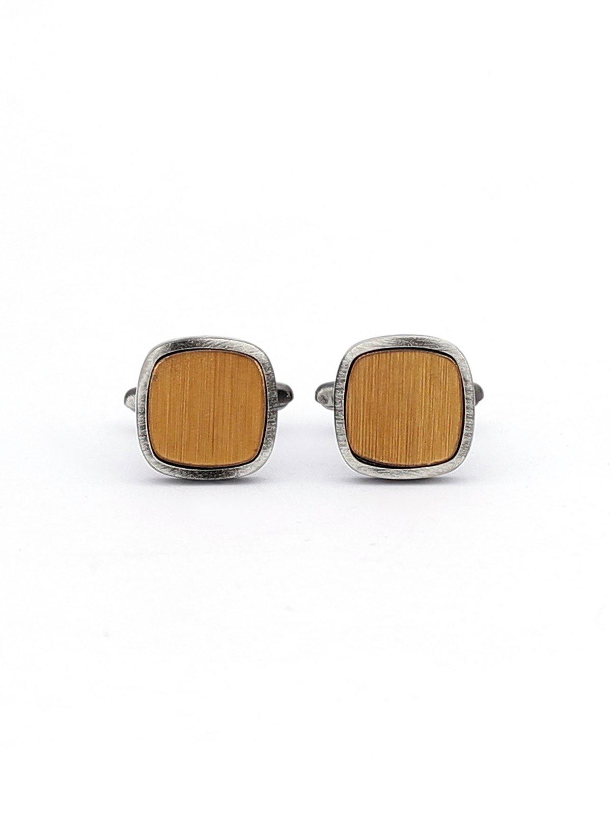 CUFFLINKS - Charcoal Clothing - Accessories -
