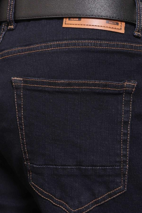 JEAN SLIM FIT NAVY - Charcoal - 2999-3499 - 30 - 32 - 34 -