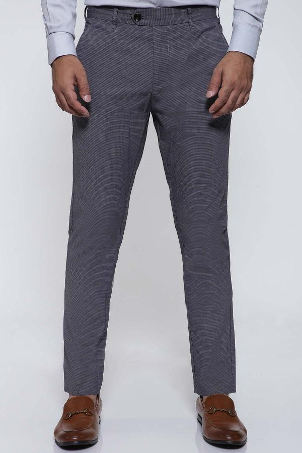 C PANT CROSS POCKET GREY - Charcoal - 32 - 36 - 4499-4999 -