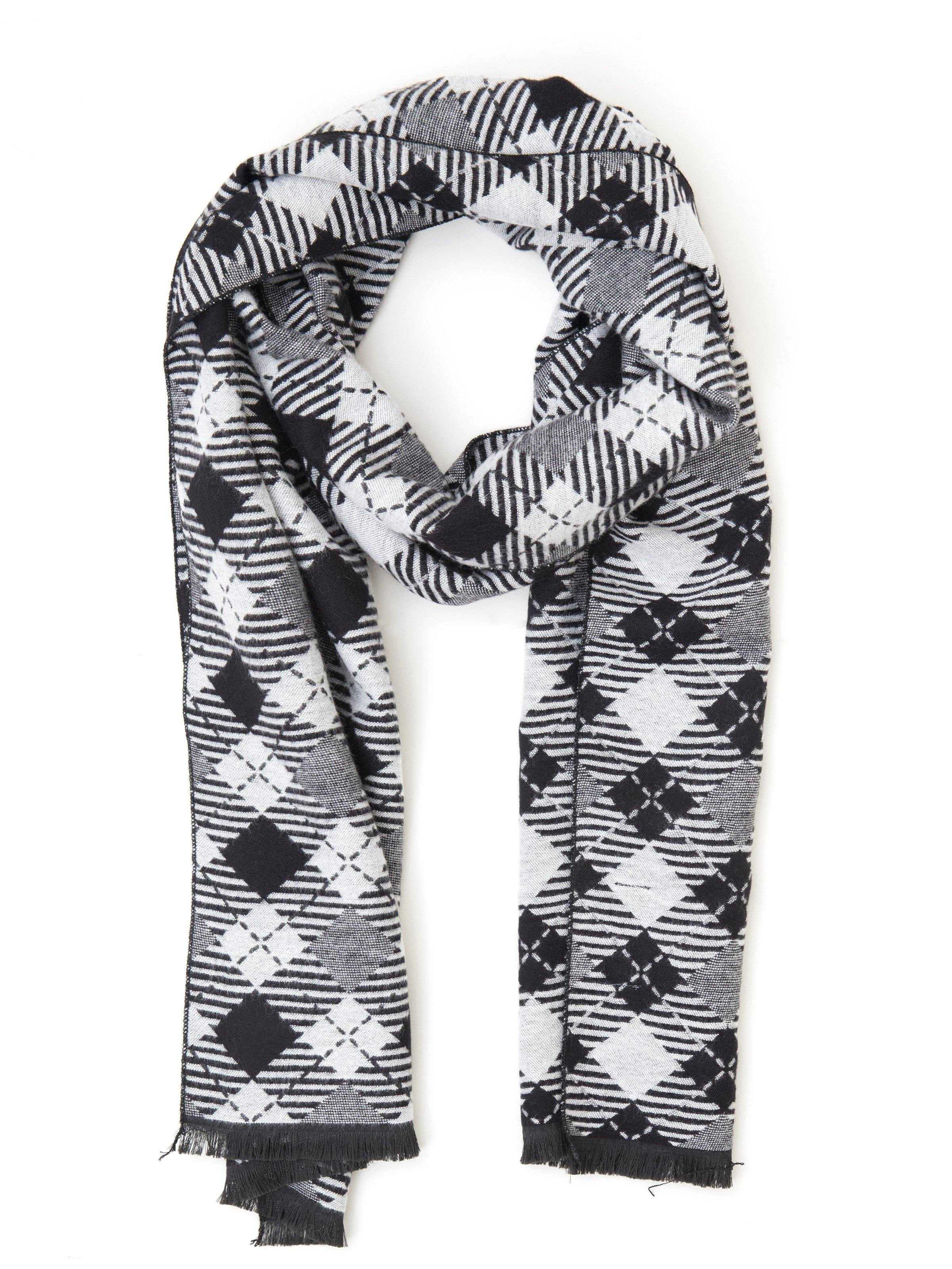 SCARF - Charcoal Clothing