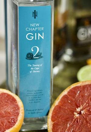 New Chapter Gin 2(43% Alc.)