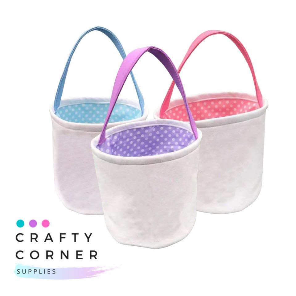 Sublimation Easter Basket