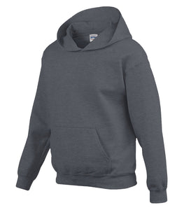 GILDAN® HEAVY BLEND™ HOODED YOUTH SWEATSHIRT #185B