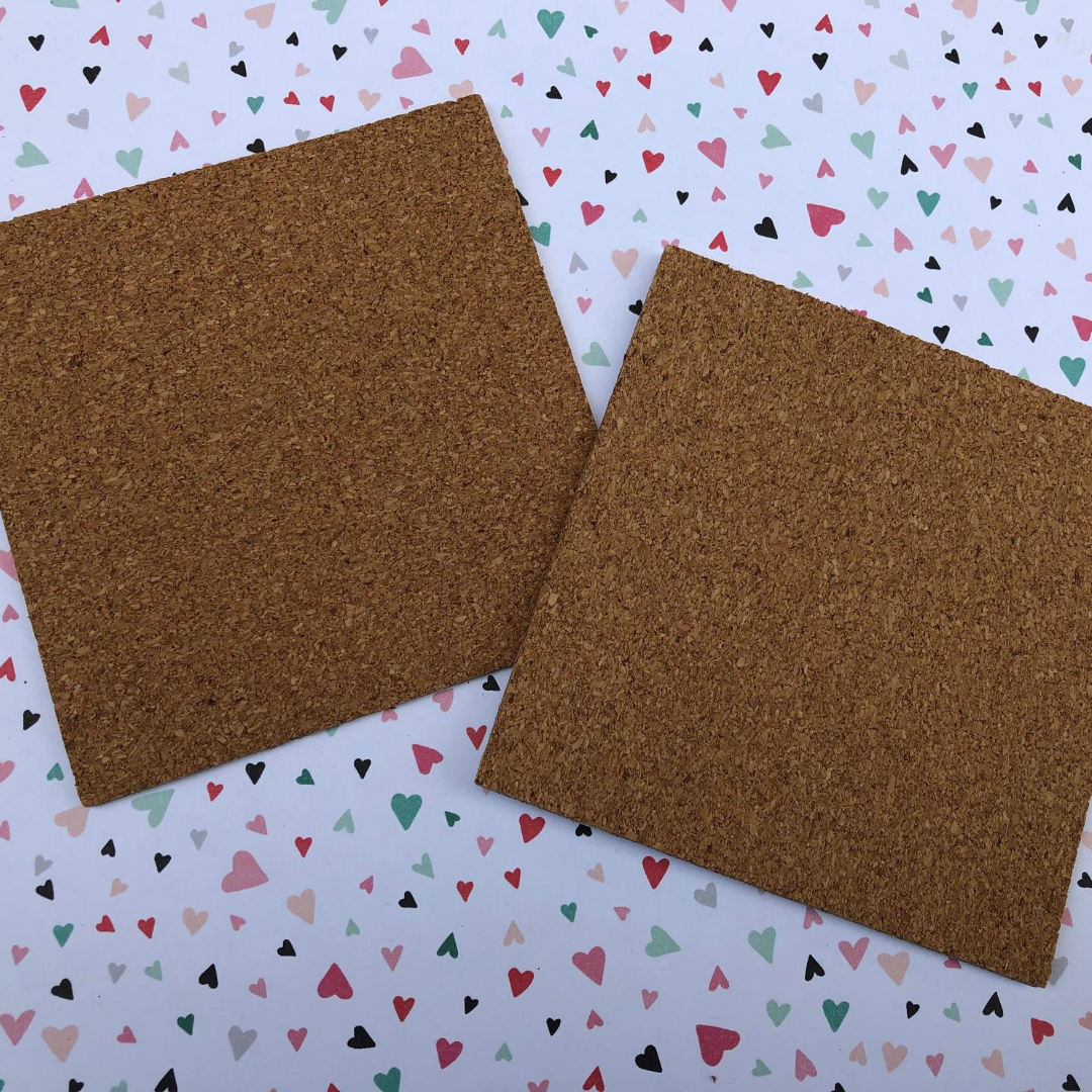 4 inch cork tile with adhesive backing