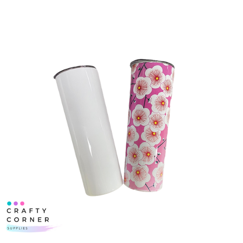 Skinny Straight Sublimation Tumbler