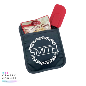 Pocket Pot Holder Black