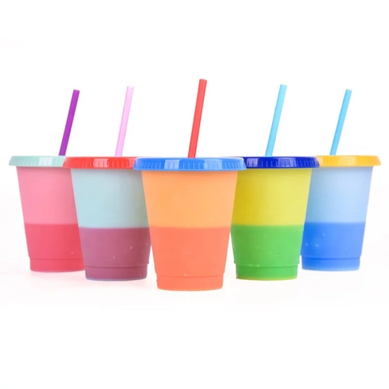 Colour Changing Tumblers
