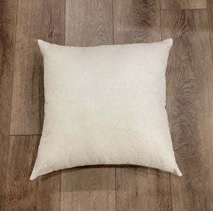 Linen Look Pillow Case