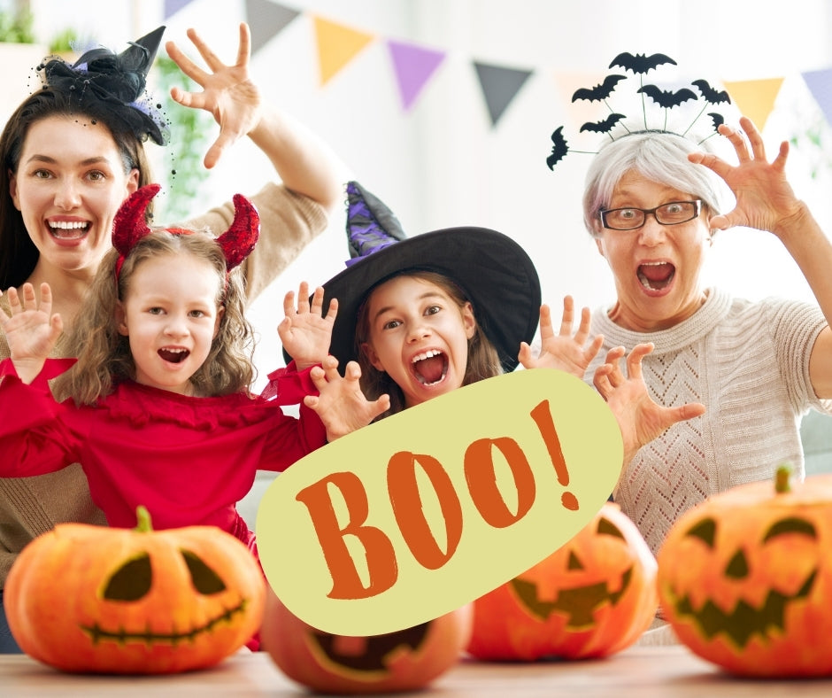 Make Halloween 2020 Fun, safe and memorable