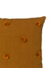 Ferm Living Dot Tufted Cushion Sugar Kelp/Mustard