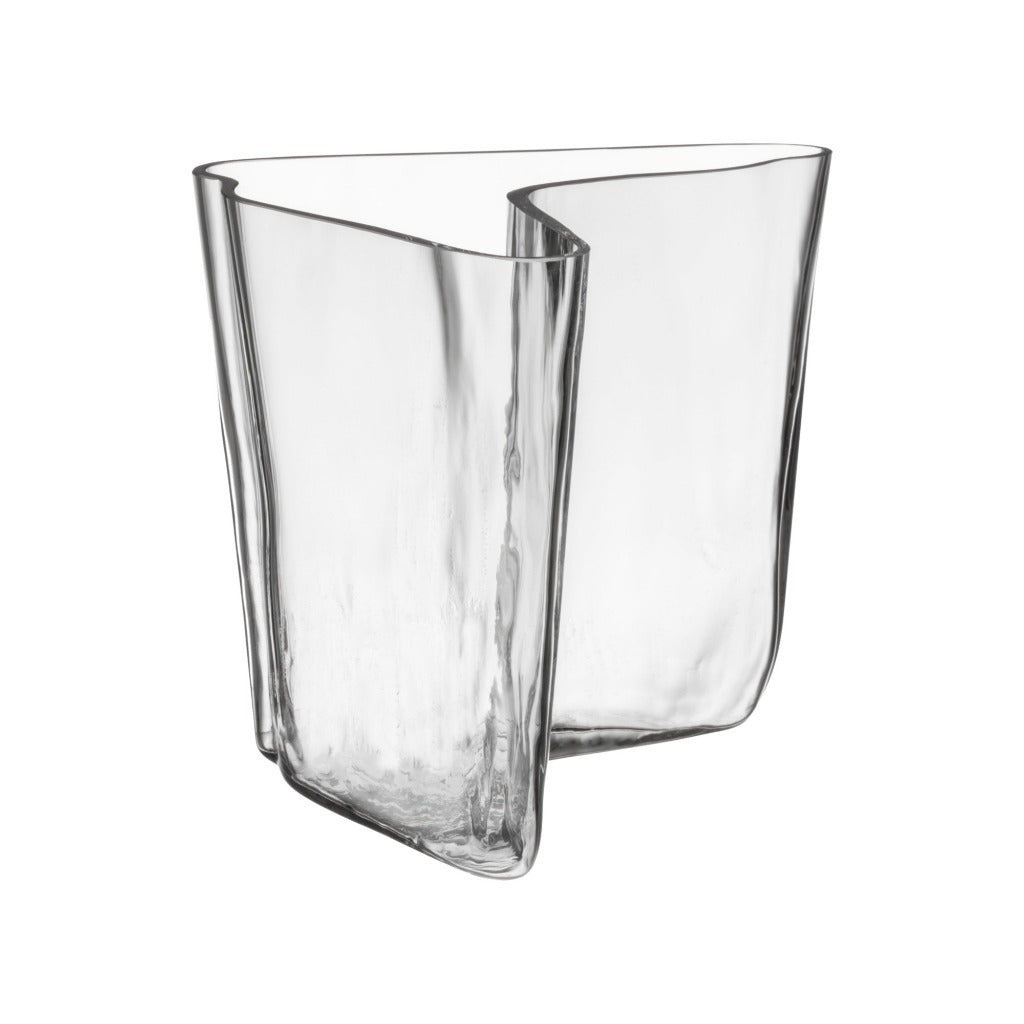 Iittala Aalto vase clear 175 x 140 mm limited edition