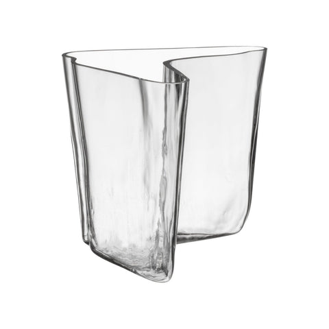 Aalto vase clear 175 x 140 mm limited edition